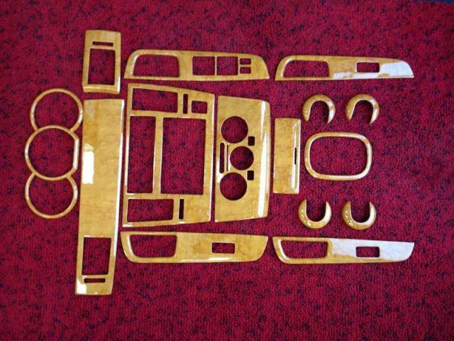 Wood Panel(NISSAN TIIDA )