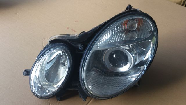 BENZ E240 HEAD LIGHT RIGHT SIDE