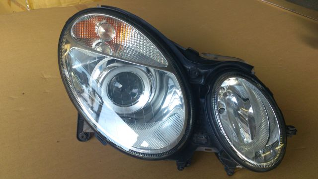 BENZ E240 HEAD LIGHT LEFT SIDE