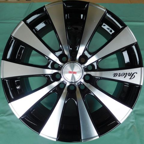 15 INCH ALLOY WHEEL (ONE SET) TD573-15