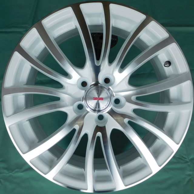 16 INCH ALLOY WHEEL (ONE SET) TD589-W16