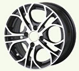 14 INCH ALLOY WHEEL (ONE SET) TD521