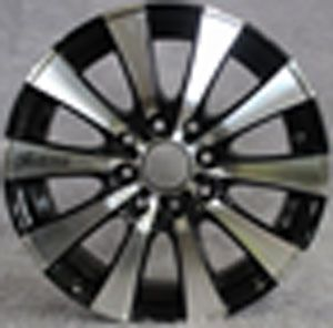 14 INCH ALLOY WHEEL (ONE SET) TD573